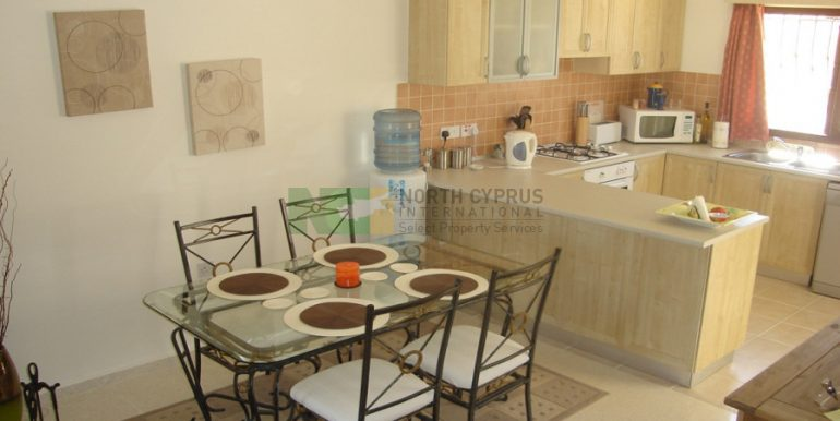Traditional 3 Bed Town House Villa - North Cyprus Properties 8