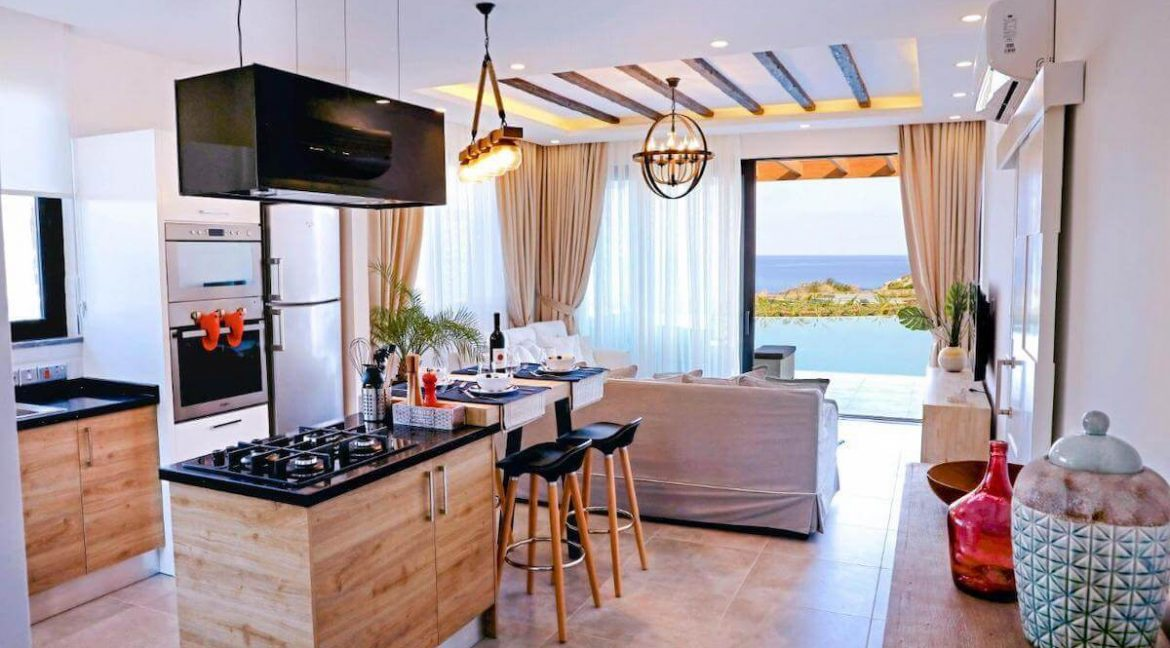 Palm Beach & Spa Homes Bungalows - North Cyprus Properties ZB12