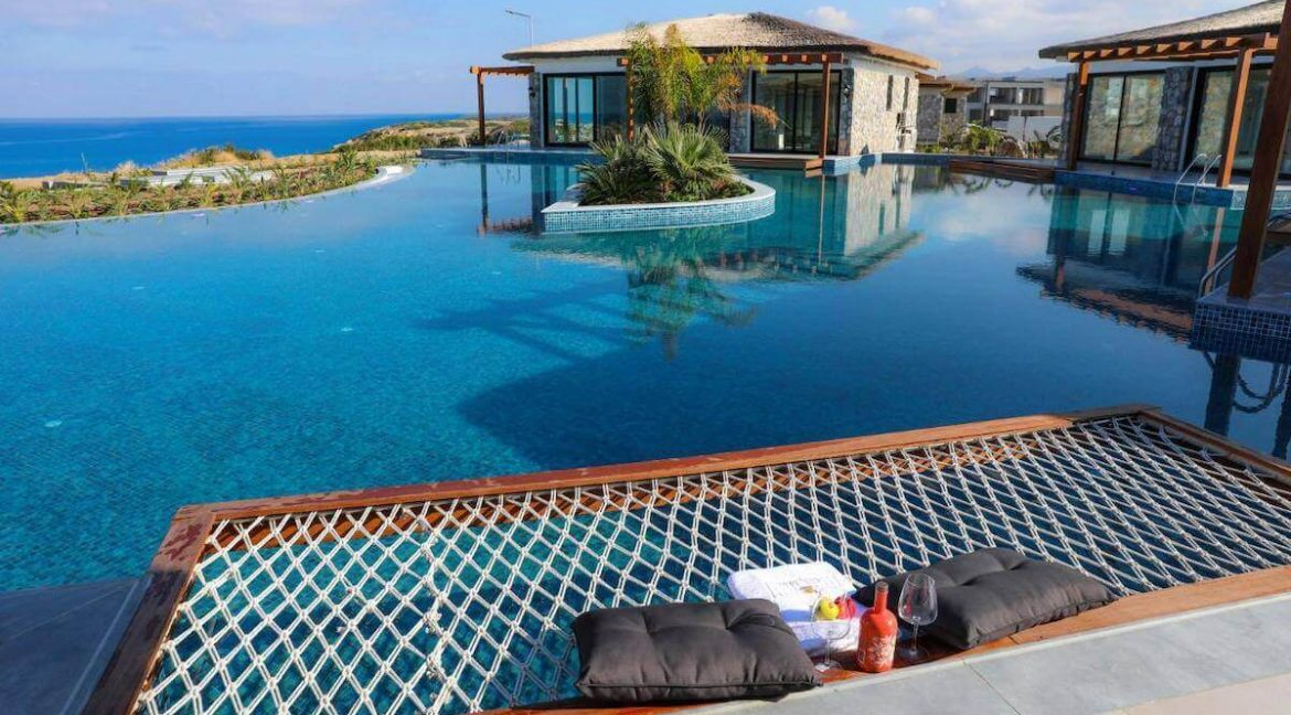 Palm Beach & Spa Homes Bungalows - North Cyprus Properties ZB13