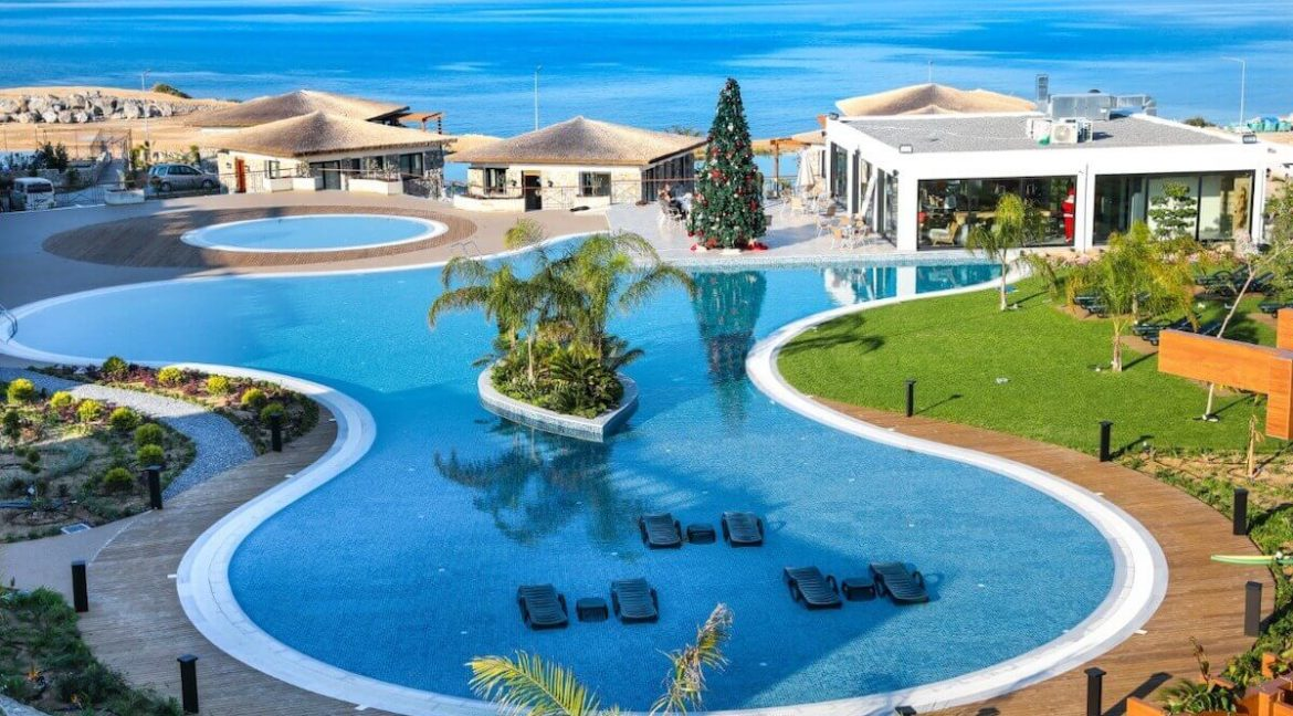 Palm Beach & Spa Homes Bungalows - North Cyprus Properties ZB14