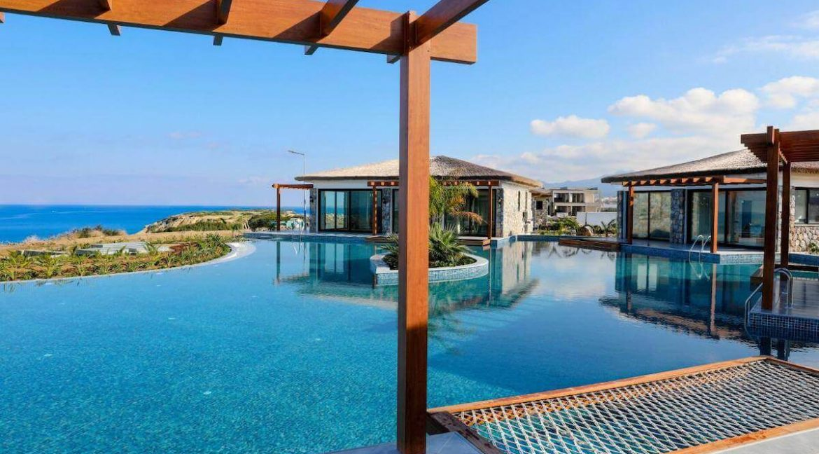 Palm Beach & Spa Homes Bungalows - North Cyprus Properties ZB7