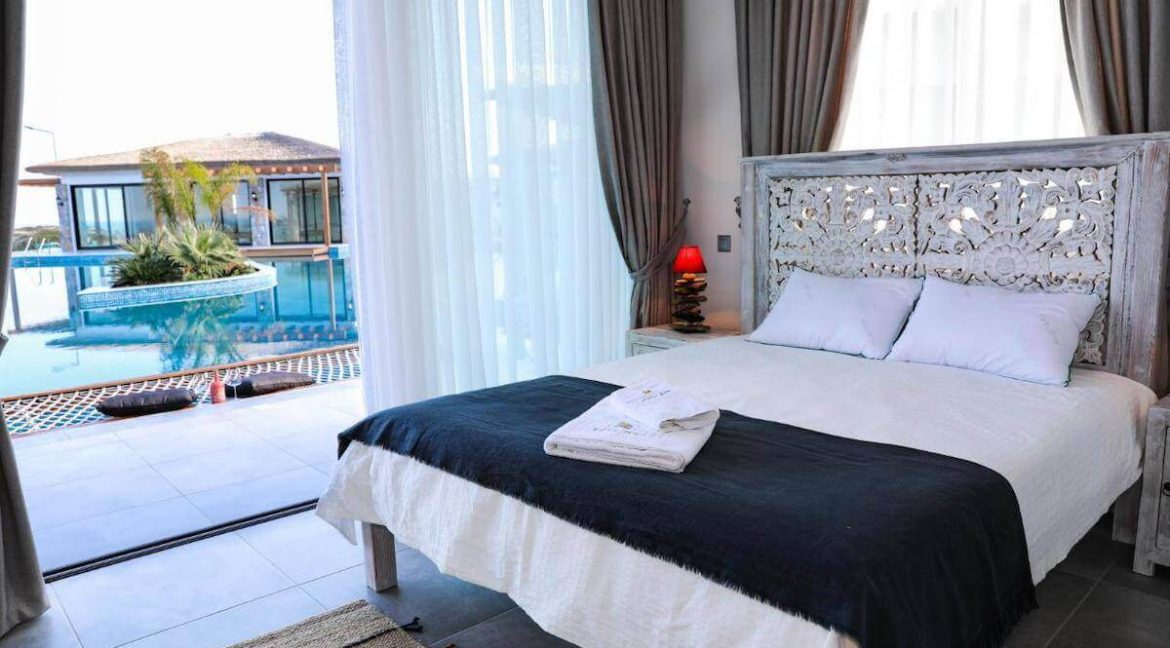 Palm Beach & Spa Homes Bungalows - North Cyprus Properties ZB9