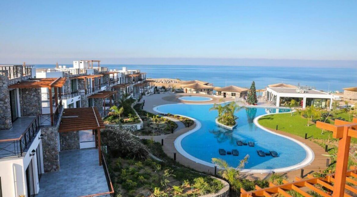 Palm Beach & Spa Homes Bungalows - North Cyprus Property P1