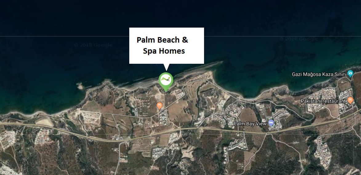 Palm Beach And Spa Apartment 2 Bed North Cyprus Property