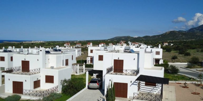 Traditional 3 Bed Town House Villa - North Cyprus Properties 1