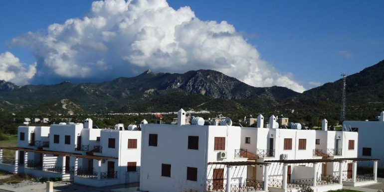 Traditional 3 Bed Town House Villa - North Cyprus Properties 2