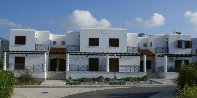 Traditional 3 Bed Town House Villa - North Cyprus Properties 3