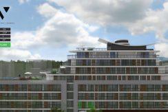 The V Kyrenia 1 Bed Serviced Apartment Position