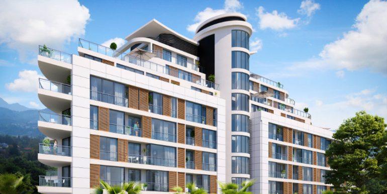 The V Kyrenia Serviced Apartments - North Cyprus Property 2