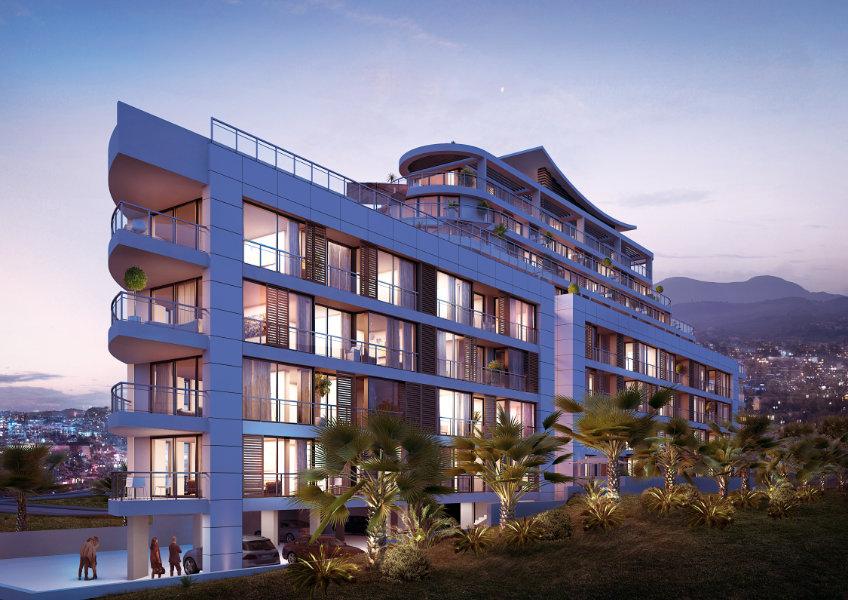 The V Kyrenia 2 Bed Serviced Apartment