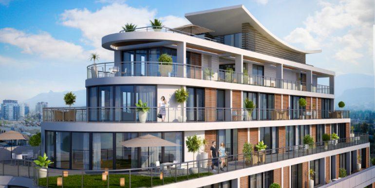 The V Kyrenia Serviced Apartments - North Cyprus Property 7