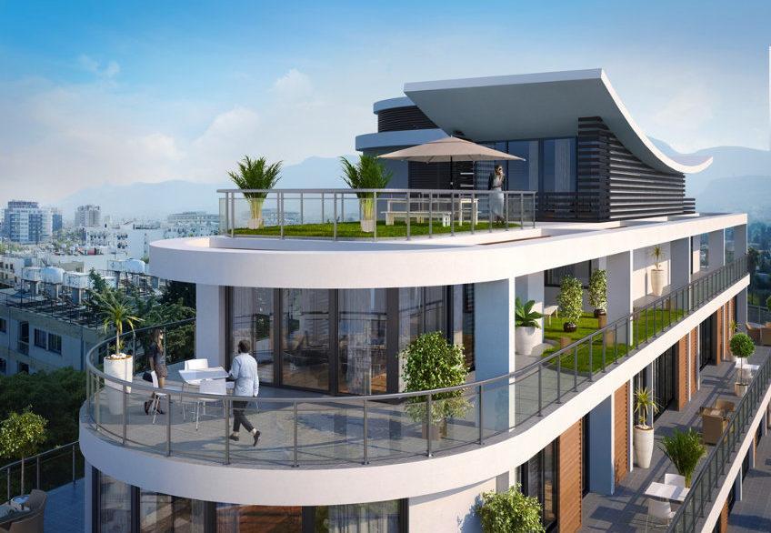 The V Kyrenia Serviced Apartments - North Cyprus Property 8
