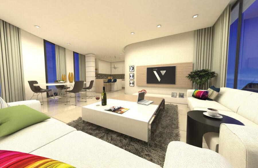 The V Kyrenia Serviced Apartments - North Cyprus Property A1