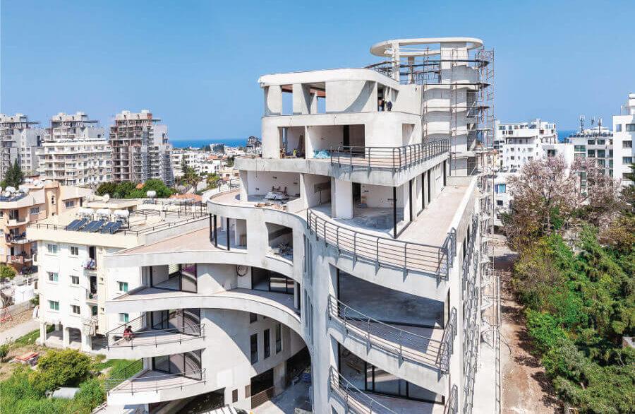 The V Kyrenia Serviced Apartments - North Cyprus Property A6