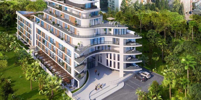 The V Kyrenia Serviced Apartments - North Cyprus Property Z3