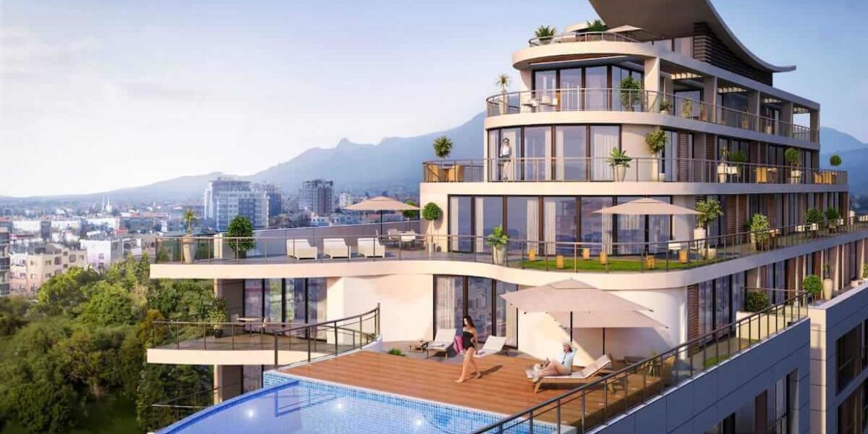 The V Kyrenia Serviced Apartments - North Cyprus Property Z4