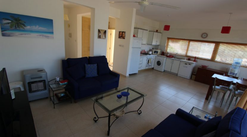 Turtle Beach Apartment 3 Bed - Northern Cyprus Properties 11