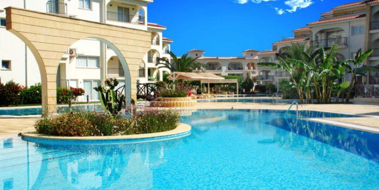 Bogaz Beachfront Studio - North Cyprus Property 3