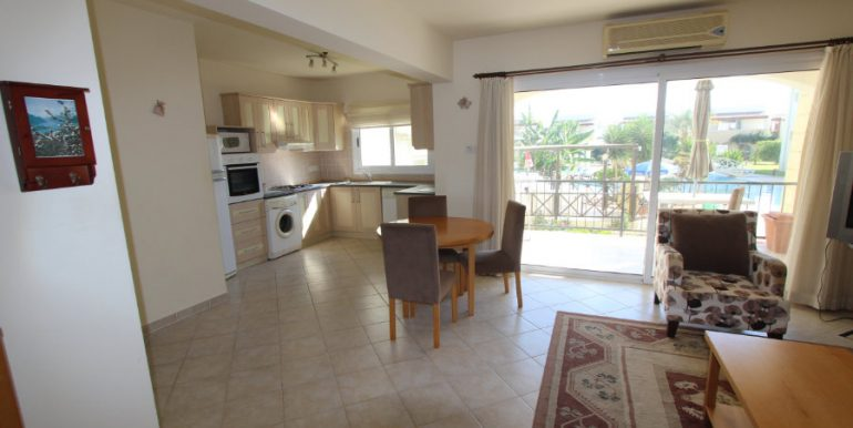 Bogaz Beachside Garden Apartment 2 Bed - North Cyprus Property 11