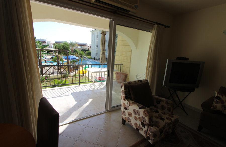 Bogaz Beachside Garden Apartment 2 Bed - North Cyprus Property 3
