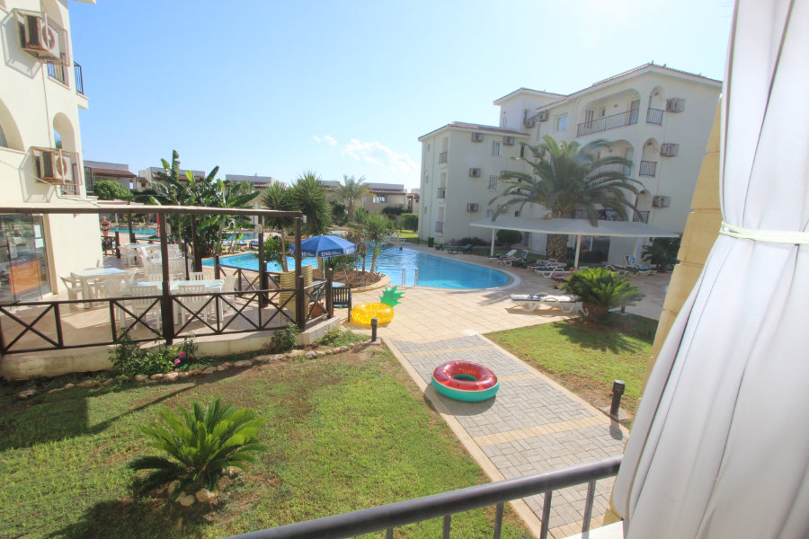 Bogaz Beachside Garden Apartment 2 Bed