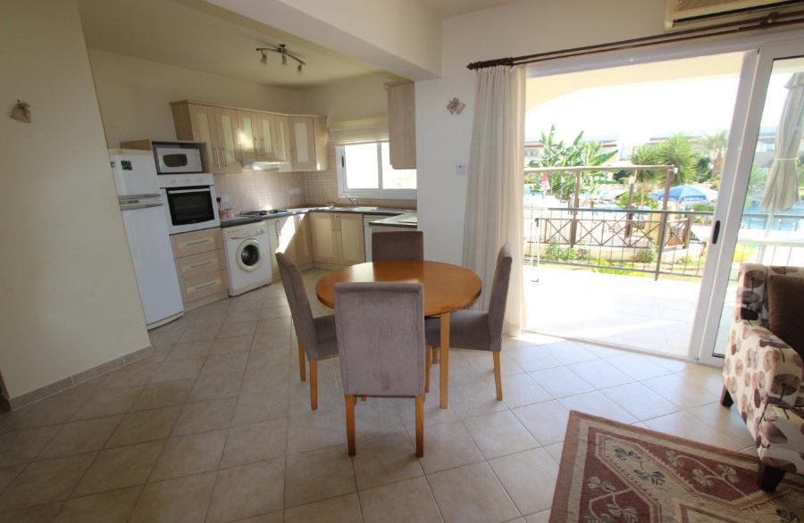 Bogaz Beachside Garden Apartment 2 Bed - North Cyprus Property 4