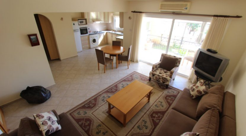 Bogaz Beachside Garden Apartment 2 Bed - North Cyprus Property 6