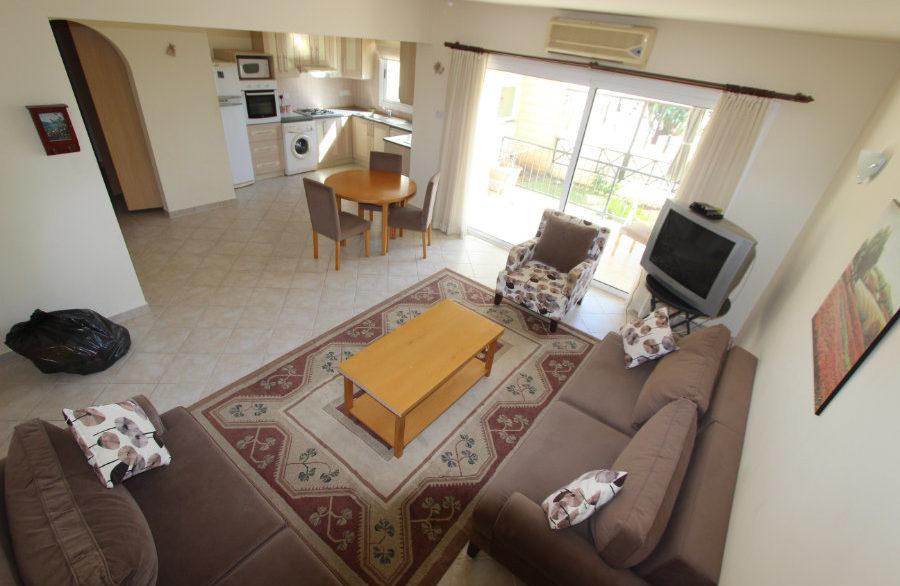 Bogaz Beachside Garden Apartment 2 Bed - North Cyprus Property 7
