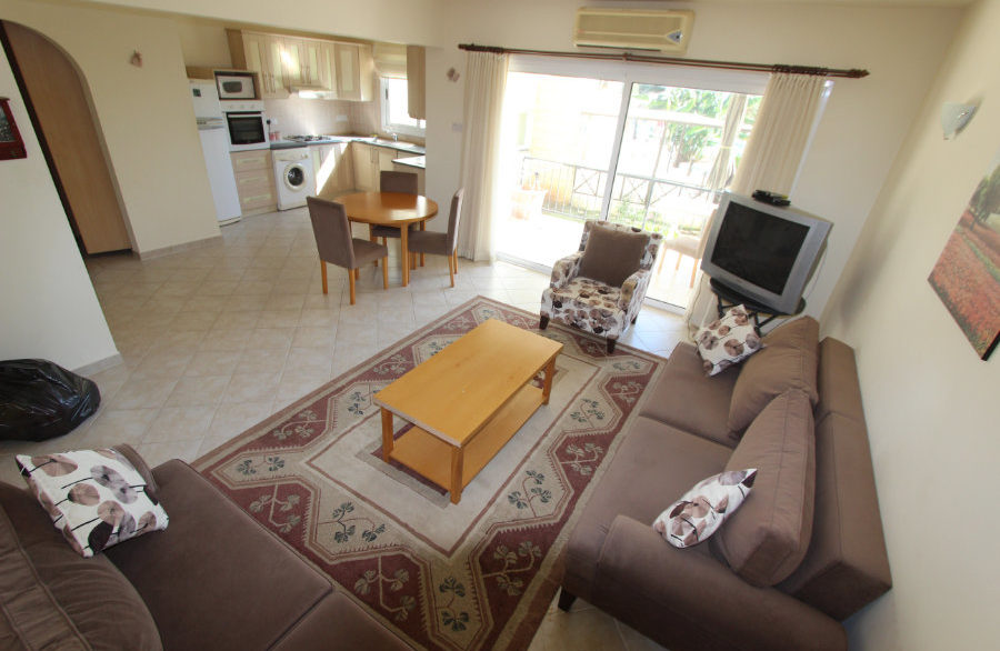 Bogaz Beachside Garden Apartment 2 Bed - North Cyprus Property 9