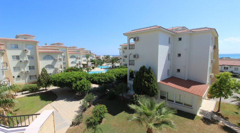 Bogaz Seaview Penthouse 2 Bed - North Cyprus Property 1