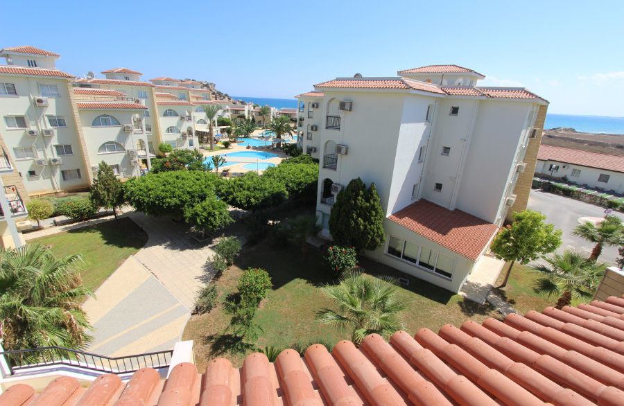 Bogaz Seaview Penthouse 2 Bed - North Cyprus Property 17