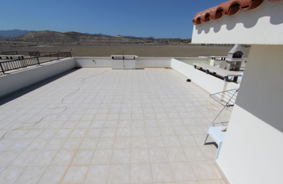 Bogaz Seaview Penthouse 2 Bed - North Cyprus Property 18