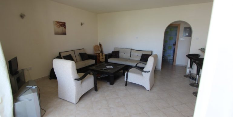 Bogaz Seaview Penthouse 2 Bed - North Cyprus Property 2