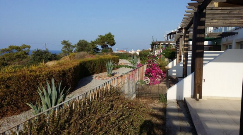 Esentepe Seaview Penthouse 2 Bed - North Cyprus Property 1