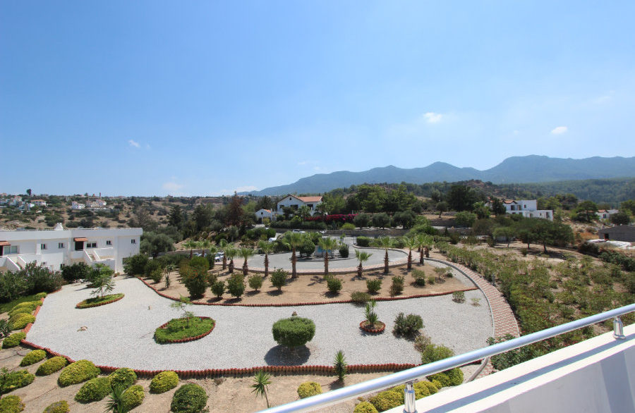Esentepe Seaview Penthouse 2 Bed - North Cyprus Property 11