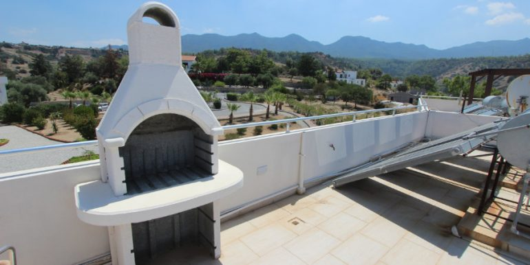 Esentepe Seaview Penthouse 2 Bed - North Cyprus Property 12