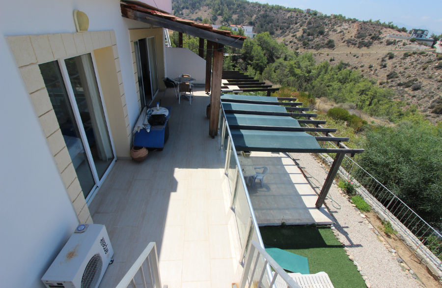 Esentepe Seaview Penthouse 2 Bed - North Cyprus Property 15