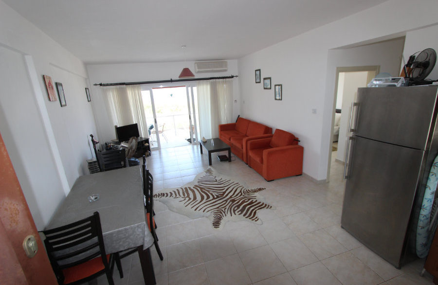 Esentepe Seaview Penthouse 2 Bed - North Cyprus Property 18