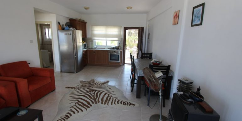 Esentepe Seaview Penthouse 2 Bed - North Cyprus Property 19