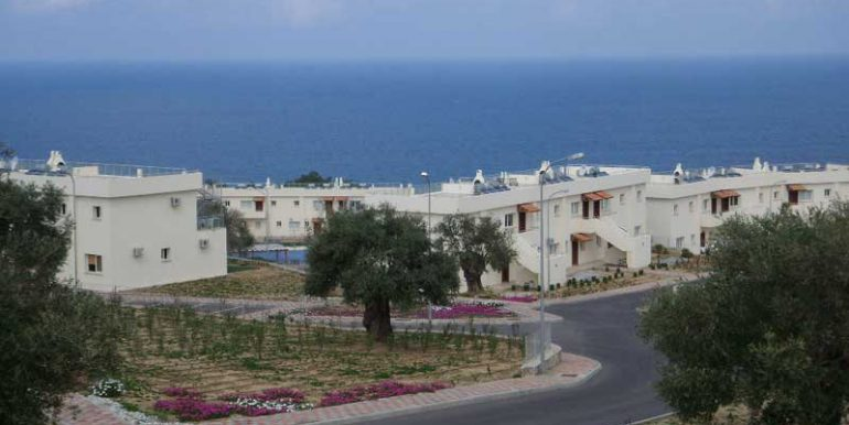 Esentepe Seaview Penthouse 2 Bed - North Cyprus Property 6