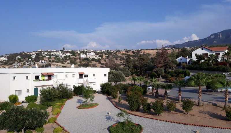 Esentepe Seaview Penthouse 2 Bed - North Cyprus Property A1