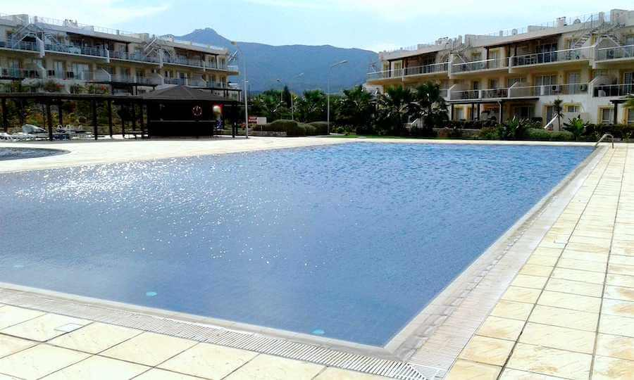 Tatlisu Marina 2 Bed Apartment - North Cyprus Property A10