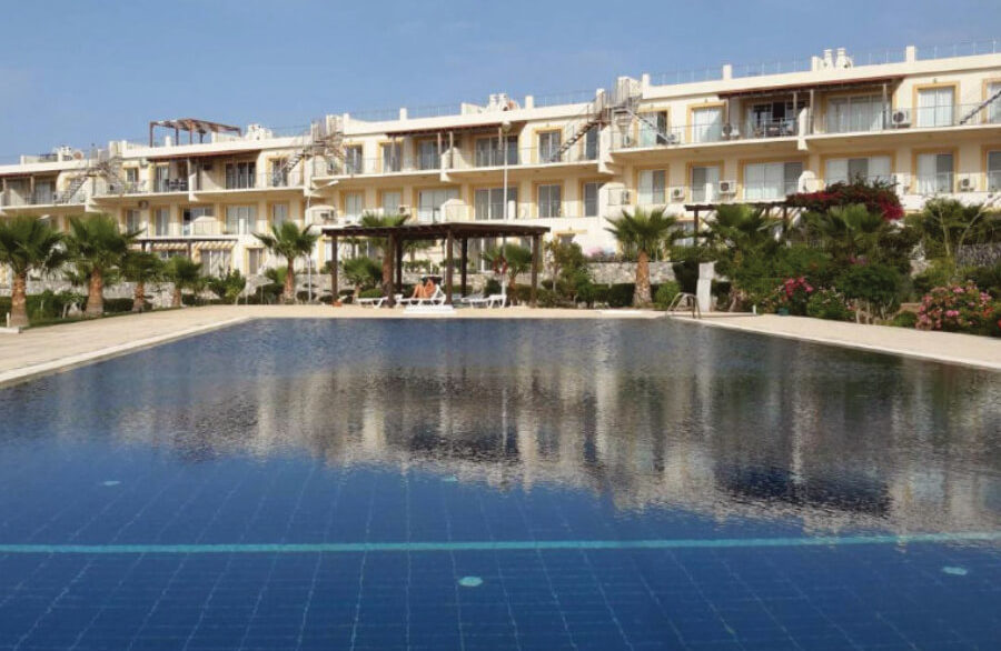 Tatlisu Marina 2 Bed Apartment - North Cyprus Property A11