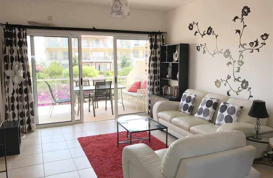 Tatlisu Marina 2 Bed Apartment - North Cyprus Property A2