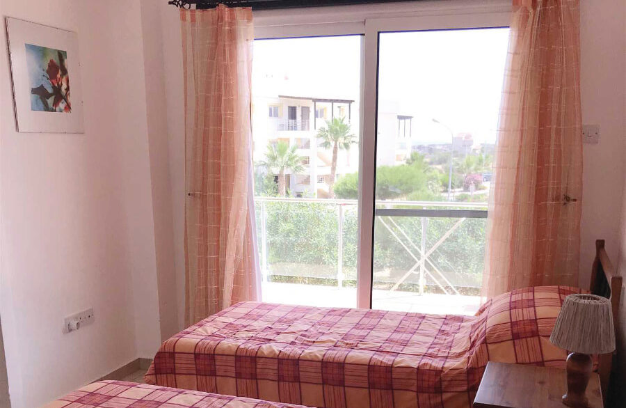 Tatlisu Marina 2 Bed Apartment - North Cyprus Property A6