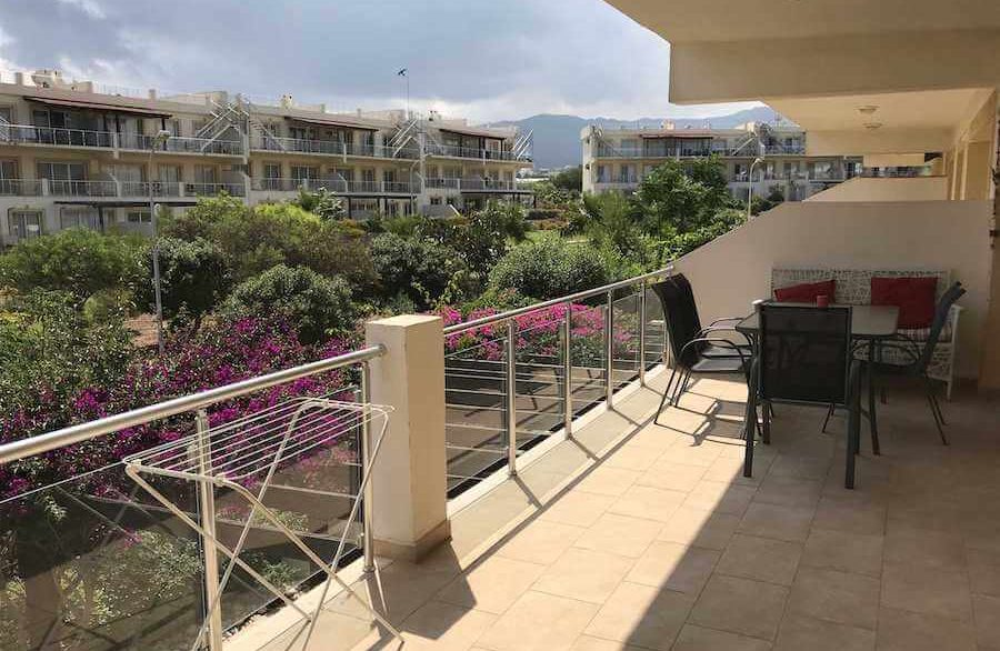 Tatlisu Marina 2 Bed Apartment - North Cyprus Property A7