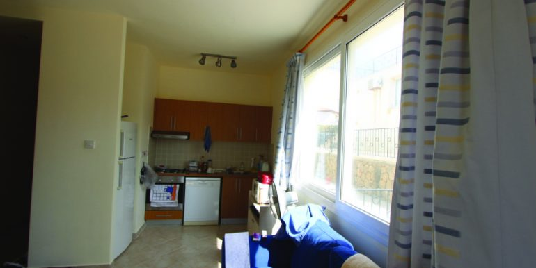 Esentepe Beach Seaview Apartment 1 Bed - North Cyprus Property 10