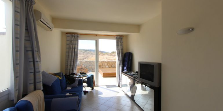 Esentepe Beach Seaview Apartment 1 Bed - North Cyprus Property 11