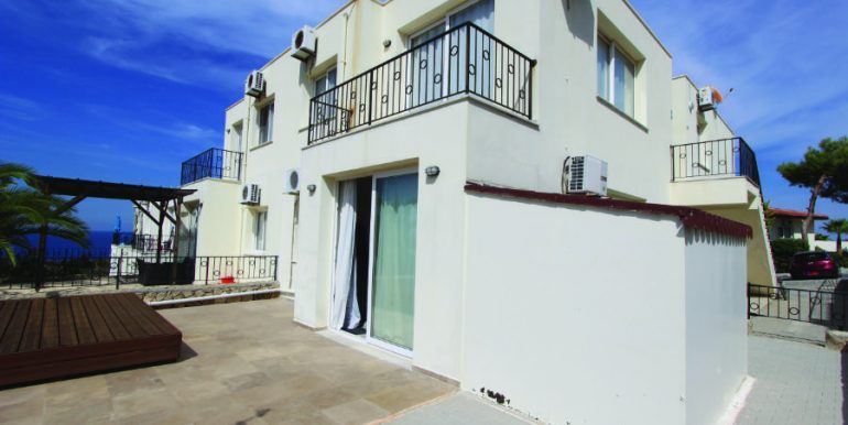 Esentepe Beach Seaview Apartment 1 Bed - North Cyprus Property 3