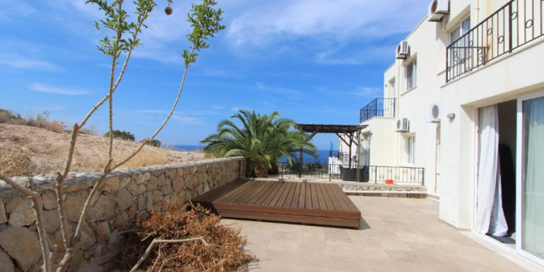 Esentepe Beach Seaview Apartment 1 Bed - North Cyprus Property 4